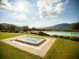 Casali in Val di Chio-Borgo Gaggioleto, Castiglion Fiorentino