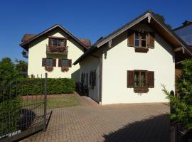 Ferienwohnung Eylmann, Bad Reichenhall