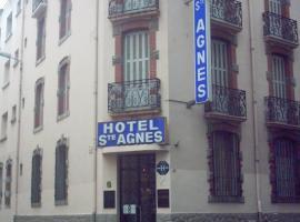 Hôtel Sainte Agnès, Lourdes