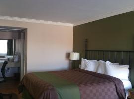佛得谷汽車旅館, Cottonwood