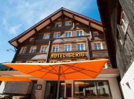 Hotel Gerig, Wassen