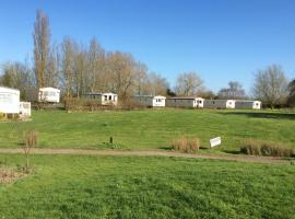 Fenlake holiday accommodation, Metheringham