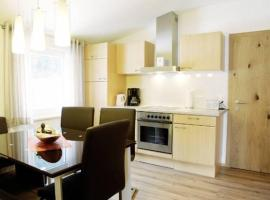 Apartment Dreier, Bürs
