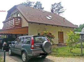 Ferienwohnung Wandlitz BRA 1001, Basdorf