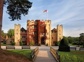 Hever Castle Luxury Bed and Breakfast, Edenbridge