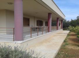 Athena's House, Anavyssos
