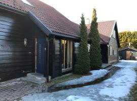 Bekkestua near Oslo, Haslum