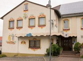 Traditionsgasthof Zum Luedertal, Bimbach