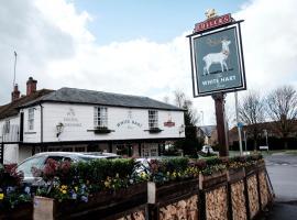 The White Hart, Stockbridge