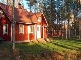 Seilorin Lomakylä, Luvia