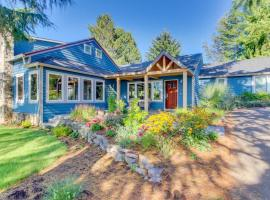 Parrett Mountain Farm House Retreat, Newberg