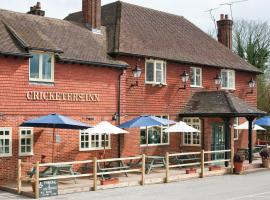 The Cricketers Inn, Petersfield