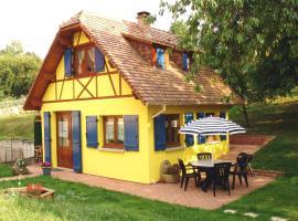 Gite en Alsace, Mutzig