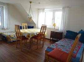 Thorup Guesthouse, Knebel