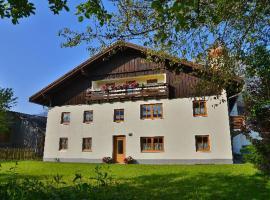 Ferienwohnung Veronika, Vorderhornbach