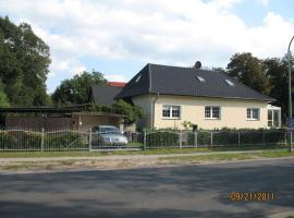 Gäste- & Ferienwohnung Schumann, Falkensee