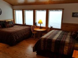 Resurrection Lodge on the Bay, Seward