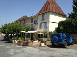 Hôtel Restaurant La Bastide, Villefranche-du-Périgord