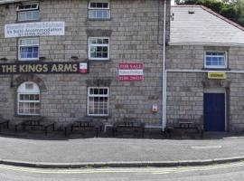 The King's Arms, Ebbw Vale
