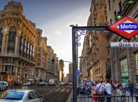 Apartamentos Madrid Centro