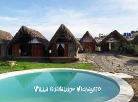 Villa Guadalupe Vichayito, Vichayito