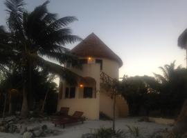 Balamku Inn on the Beach, Mahahual