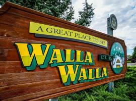 Scenic View Retreat, Walla Walla