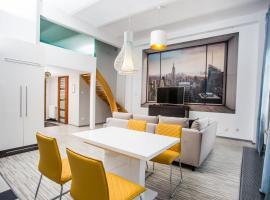 Visento Apartments Bukowskiego 1B