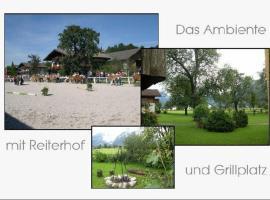 Ferienwohnung Alpenblick, Kuchl