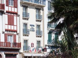 Hotel Le Relais Saint-Jacques, San Juan de Luz