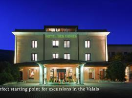 Hôtel des Vignes, Sion