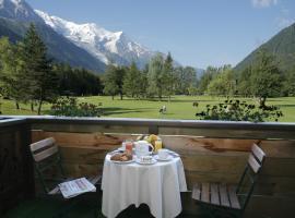 , Chamonix-Mont-Blanc