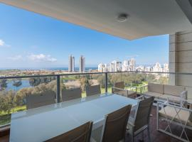 Magical Apartment SeaView, Netanya