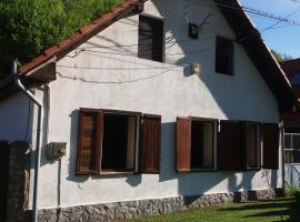 Casa Sasca Montana, Sasca Montană