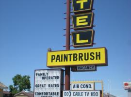 Paintbrush Motel, Riverton