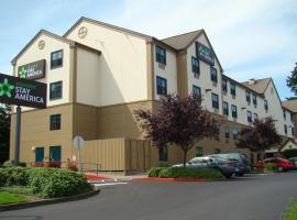 Extended Stay America - Seattle - Everett - North, Everett