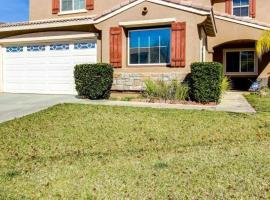 Peaceful Canyon View Home, Lake Elsinore