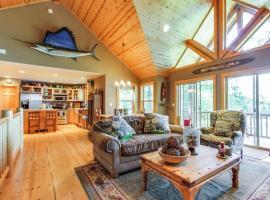 Relaxing Lakefront Lodge, Harris Landing