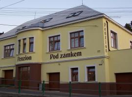 Penzion Pod Zámkem, Vizovice