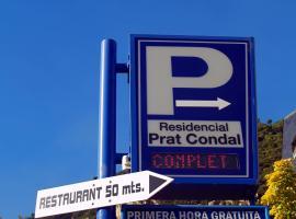 Vitivola Prat Condal, Santa Coloma
