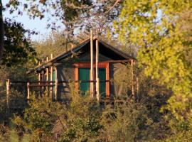 Mtomeni Safari Camp, Letaba Wildlife Reserve