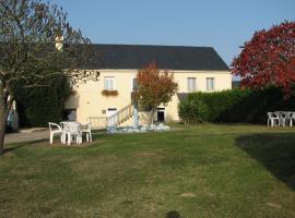 Le Grand Cerf, Villiers-au-Bouin