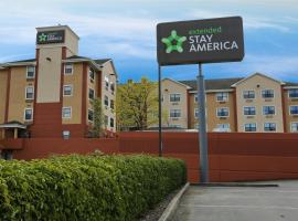 Extended Stay America - Tacoma - South, Tacoma