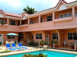 Beach Cross Villa Apartments, 그로스 이슬렛