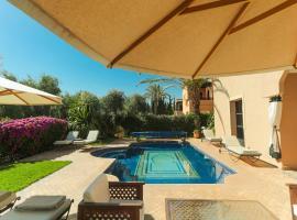 Villa Abalya 22, Marrakesh