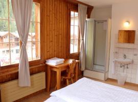 Hôtel - Restaurant Le Trift, Zinal