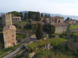 Castello di Mongiovino, Panicale