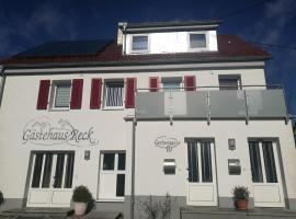 Pension Reck, Aulendorf
