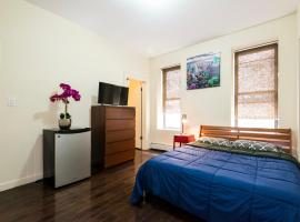 Four Bedroom Apartment - Harlem, New York City