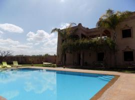 ChillOut Villa - Exclusive Rental, Marrakech